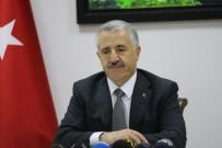 İLETIŞIM - Bakan Arslan Açıklaması 'Türkiye'yi DEAŞ'ın Destekleyicisi Gösteren Wikipedia'nın Yayın Yapma Şansı Yok'
