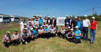 İSMAIL ÇETIN - Balıkesir'de İmam Hatipliler Fidan Dikti