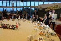 ÇAVUŞOĞLU - Başbakan Yardımcısı Çavuşoğlu MÜSİAD'ın İftar Yemeğine Katıldı