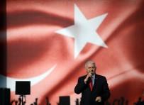 YANGıN YERI - Başbakan Yıldırım Açıklaması 'Amerika Başkanı Binlerce Filistinlinin Kurşunlanmasını Adeta Keyifle Temaşa Etmiştir'