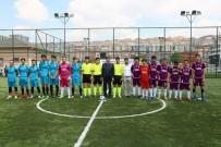 KEÇİÖREN BELEDİYESİ - Başkan Ak, Liselerarası Gençlik Futbol Turnuvası'na Katıldı