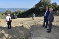 Başkan Albayrak, Şarköy'deki Yatırımları Yerinde İnceledi