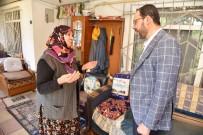 ALI ARSLAN - Başkan Ayaz'dan Mahalle Ziyaretleri