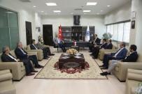 TİCARET ODASI - Başkan Çelik'ten İade-İ Ziyaret