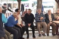 ŞIRINEVLER - Başkan Doğan'dan Ramazan Ayında Mahalle Ziyaretleri