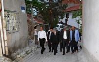 MUSTAFA TUNA - Başkan Tuna, İftar Sofralarına Konuk Olmayı Sürdürüyor