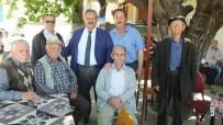 YUNUSLAR - Başkan Uysal'dan Yollarının Genişletilmesini İstediler