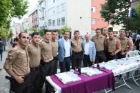 BAYRAMPAŞA BELEDİYESİ - Bayrampaşa'da Komşular İftarda Buluşuyor