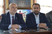 HıRISTIYAN - BBP Genel Başkan Yardımcısı Yelis, Fındıkoğlu'na Hayırlı Olsun Ziyaretinde Bulundu