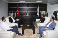 Belediye Başkanı Kantarcı'dan TSO'ya Ziyaret