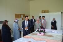 ARİF KARAMAN - Belediyeden Kadınlara Meslek Edindirme Kursu