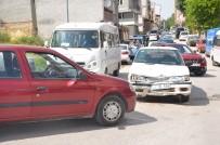 ÖMER ÖZKAN - Bilecik'te Trafik Kazası, Bir Kişi Yaralandı