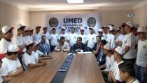 ASLAN DEĞİRMENCİ - Bismil Fen Lisesi Ve 15 Temmuz Şehitler Anadolu Lisesi Öğrencileri Ankara'da