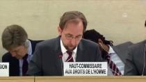 SAVAŞ SUÇU - BM İnsan Hakları Konseyi Filistin Özel Oturumu Başladı