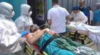Bolu'da, Kimyasal Madde Zehirlenmesi Açıklaması 3'Ü Ağır 15 Yaralı