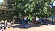 SIĞINMACILAR - Bosna Hersek'te Sığınmacı Gerginliği
