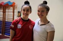 GÜMÜŞ MADALYA - Büyükşehir'in Altın Kızları Dünya Şampiyonasında Boy Gösterecek