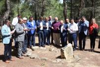 SAĞLIKÇI - Çanakkale Savaşları'nın Mezar Yeri Belli Olan Tek Şehit Doktoru