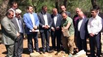 GELIBOLU YARıMADASı - Çanakkale Şehidi Mehmet İsmail Mezarı Başında Anıldı