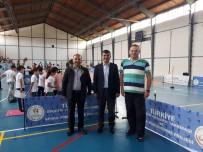 Çaycuma'da Türkiye Sportif Yetenek Taraması Ve Spora Yönlendirme Projesi