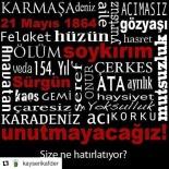 ACıMASıZ - Çerkesler 154. Yılında Büyük Sürgün'ü Anacak