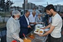 ÇIĞLI BELEDIYESI - Çiğli'de Her Mahalleye İftar