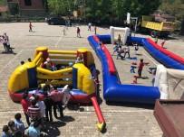 MASA TENİSİ - Çocuklar Eğlenerek Spor Yapıyor