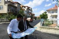 ISPARTA BELEDİYESİ - Davraz'da Asfaltlama Çalışması