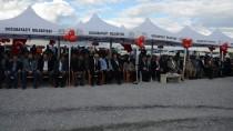HAYVAN PAZARI - Doğu Anadolu'nun En Büyük Canlı Hayvan Pazarının Temeli Atıldı