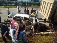 ÖLÜMLÜ - Doğu Karadeniz'de 2018 Yılının İlk 4 Ayında Trafik Kazalarında 2 Bin 60 Kişi Yaralandı