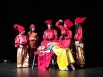 EĞİTİM DÖNEMİ - Drama Atölyesi'nden İki Oyunla Final