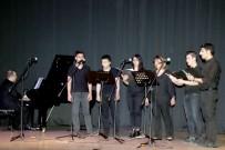 YILMAZ GÜNEY - 'Eğitim Müziği Gençlik Şarkıları Beste Yarışması' Kazananları Ödüllerini Aldı