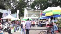 CUMA NAMAZI - Endonezya'da Ramazan Ayının İlk Cuma Namazı Kılındı