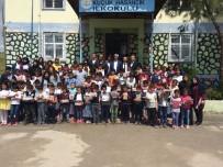 HASANCıK - Erdemir Anadolu Sağlık Meslek Lisesinden Köy Okullarına Kitap