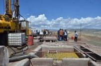 ALI ARSLANTAŞ - Erzincan'da Ki Petrol Arama Sondajında 500 Metreye İnildi
