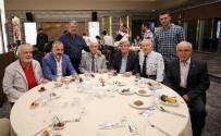 BELEDİYE BAŞKANLIĞI - Eski Başkanlar İftarda Bir Araya Geldi