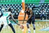 MILLER - Gaziantep Basketbol'da Sezonun Oyuncusu Sean Armand