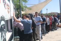 YOĞUN MESAİ - Gazişehir Gaziantep Taraftarları 100 Otobüsle Finale Çıkarma Yapacak