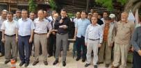 ULU CAMİİ - Gördes'te Kudüs'e Destek İçin Toplandılar