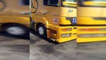 GÜMRÜK MUHAFAZA - Gümrük Muhafazadan Mobil Kaçak Akaryakıt İstasyonuna Suçüstü