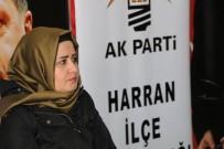 İŞSIZLIK - Harran AK Parti İlçe Kadın Kolları Başkanı Huriye Biter