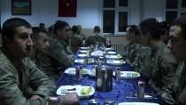 MUHAMMET FUAT TÜRKMAN - İçişleri Bakanı Soylu Askerlerle Sahur Yaptı