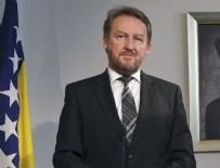 SARAYBOSNA - İzzetbegoviç'ten Erdoğan ve Balkanlar mesajı