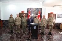 TUGAY KOMUTANI - Jandarma Genel Komutanı  Çetin Bingöl'de