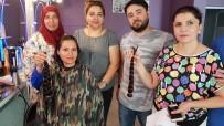 KANSER TEDAVİSİ - Kanser Hastaları İçin Saçlarını Kestirdiler