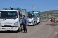 ÇEVRE BAKANLIĞI - Kars'ta Mahalle Sakinlerinin Çöp İsyanı