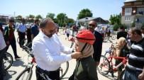 HÜSEYİN ÜZÜLMEZ - Kartepe'de Son Öğrenciler De Bisikletlerine Kavuştu