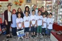 ECZACILAR GÜNÜ - Kartepeli Çocuklar Eczacılar Günü'nü Unutmadı