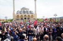 GIYABİ CENAZE NAMAZI - Kastamonu'da 78 STK Temsilcisi, 4 Dilde Yayınladığı Mesajda İsrail Ve ABD'yi Protesto Etti