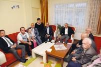 GÜNAY ÖZTÜRK - Kaymakam Öztürk İle Başkan Togar, Vatandaşların Evlerine Misafir Oldu